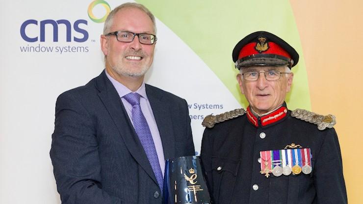 Queen's Award for Enterprise award win